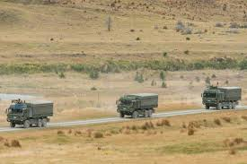 military transport vehicles driver defence careers