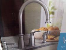 moen harlon kitchen faucet moen harlon 87499srs 1 handler kitchen faucet in spot resist
