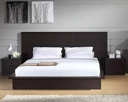 Contemporary Bedroom Furniture Store Chicago - Contemporary platform bedroom sets