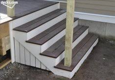 delightful composite exterior stair treads composite stair treads