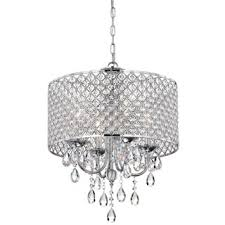 Faux Crystal Chandeliers Chandeliers For Less Overstock Com