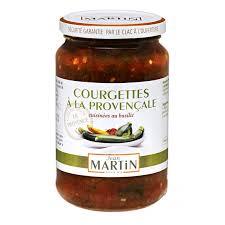 courgettes cuisin s courgettes à la provençale 350g