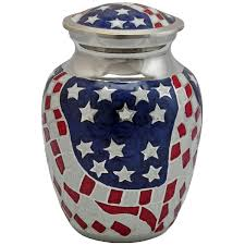 creamation urns american flag urn patriotic cremation urn memorial gallery