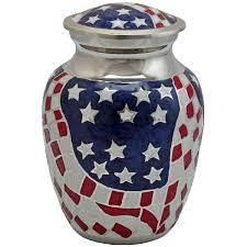 cremation urns american flag urn patriotic cremation urn memorial gallery