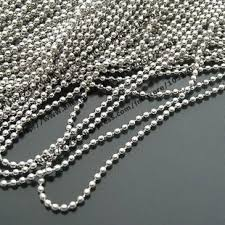 cheap necklace chains images Jexxi free shipping wholesale cheap necklace chains 1 5mm 18 inch jpg