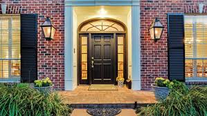Residential Security Doors Exterior The Pros And Cons Of Security Doors Angie S List