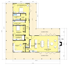 Farmhouse Plans Houseplans Com Ranch Style House Plan 2 Beds 2 5 Baths 2507 Sq Ft Plan 888 5