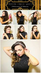 top 25 best gatsby hair ideas on pinterest gatsby hairstyles