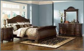 furniture b553 shore king sleigh bed 8 pc bedroom