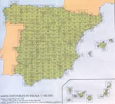 San Sebastian Spain Map by Spanish Walking Maps And Walking Guides Spain To Buy Online From
