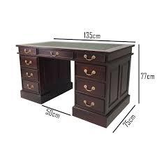 Home Office Furniture Desk Desk L Shaped Mission Solid Wood Wooden Office Furniture Ebay