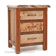 barnwood end tables u0026 nightstands rustic bedroom furnishings