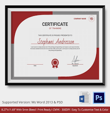examples of certificates of completion certificate of training cris lyfeline co