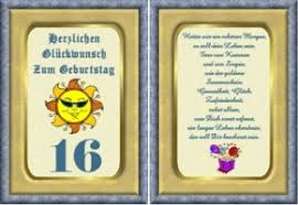 16 geburtstag sprüche lustig geburtstagswünsche zum 16 gl252ckw252nsche lustige