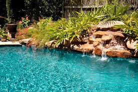 waterfalls for inground pools 80 fabulous swimming pools with waterfalls pictures
