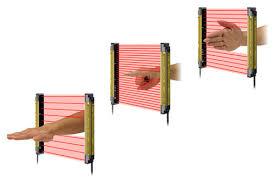 omron sti s new f3sj safety light curtains