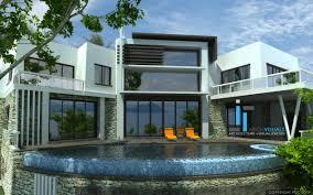 impressive 10 contemporary modern home designs decorating