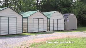 Derksen Portable Finished Cabins At Enterprise Center Youtube Old Hickory Buildings Youtube