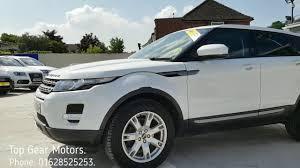 lexus rx 400h top gear top gear motors high wycombe land rover range rover evoque 2 2 sd4
