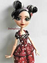 after high dolls for sale for sale after high minnie mouse ooak doll by daisydaling on