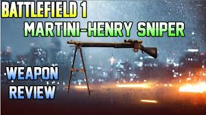 martini henry bf1 bf1 martini henry sniper weapon review u0026 guide spring patch