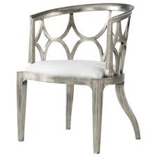 Silver Accent Chair Theodore Stuckey Furniture Mt Pleasant And Stuckey