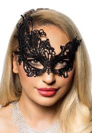 lace masquerade masks for women lace asymmetrical black masquerade mask women s black lace mask