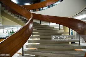 Wood Banisters Dee Wood Stock Photos And Pictures Getty Images
