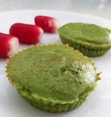 cuisiner les fanes de radis muffins au pesto de fanes de radis les meilleures recettes de