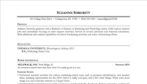 Resume Sample For Summer Job by The Ultimate Resume Template For Any 22 Year Old Ifiwere22