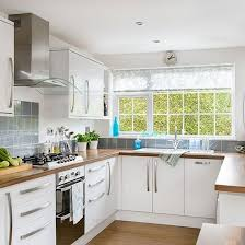 white kitchen ideas uk white u shaped kitchen decorating housetohome co uk my place