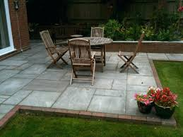 Patio Floor Designs Cheap Patio Floor Ideas Glassnyc Co