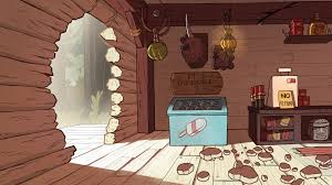 image s1e2 hole in the mystery shack png gravity falls wiki