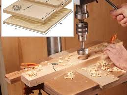 telescoping top router table woodworking plan from wood