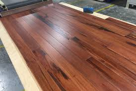 prefinished premium grade tigerwood