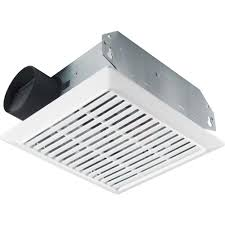 nutone 695 70 cfm wall ceiling mount exhaust bath fan bathroom