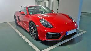 Porsche Boxster 2015 - 2015 porsche boxster gts extreme exhaust sound youtube