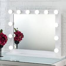 hollywood makeup mirror with lights white hollywood makeup vanity mirror lights aluminum stage large