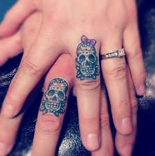 the 25 best couples finger tattoos ideas on pinterest couple