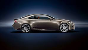 lexus is coupe lexus lf cc hints at future lexus coupe in paris autoevolution