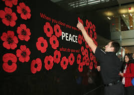 remembrance day our story our city