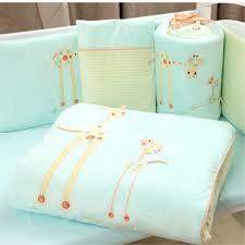 Pony Crib Bedding 7pcs Cotton Baby Bedding Set Jackbebe Crib Bedding Set For