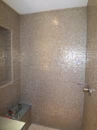 bathroom 2017 astonishing recycled glass tiles gray master