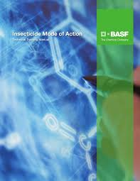 basf insecticide mode of action technical training manual pdf