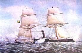 ladario nero navy
