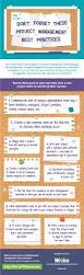 Best Resume Sample Project Manager by Don U0027t Forget These 10 Project Management Best Practices Infographic