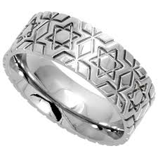 surgical steel band stainless steel jewelry rings wedding bands