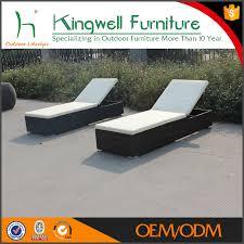 Lifestyle Garden Furniture Waterproof Chaise Lounge Waterproof Chaise Lounge Suppliers And