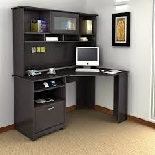 Bush Home Office Furniture Shop Bush Furniture Cabot 2 Espresso Oak Transitional Home