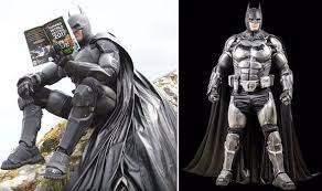 batman cosplay costume breaks guinness world record and it was